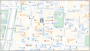 Mapa CCI